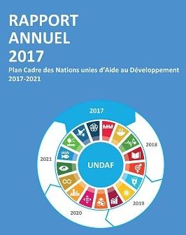 Rapport annuel UNDAF 2017
