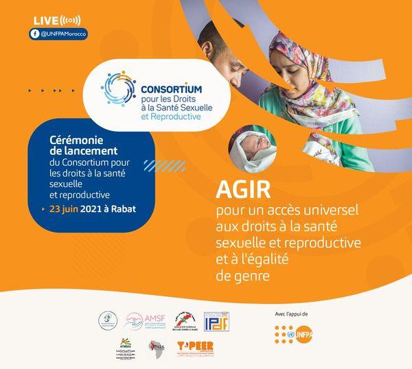 Le premier Consortium associatif pour les Droits à la Santé Sexuelle et Reproductive voit le jour au Maroc