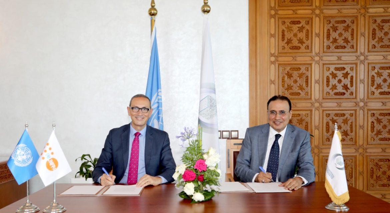 ICESCO et UNFPA signent un mémorandum d'entente pour promouvoir le statut des femmes et des filles au Maroc