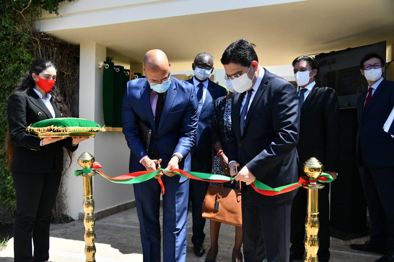 Ouverture du nouveau bureau de formation de l'ONUCT à Rabat :  Des voies innovantes pour la formation et le renforcement des capacités en matière de lutte contre le terrorisme