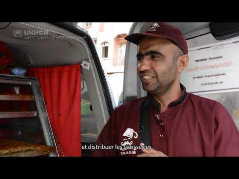 Des activités génératrices de revenus de réfugiés au Maroc